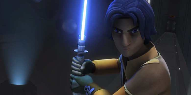 'Disney+ krijgt nòg een nieuwe Star Wars-serie'