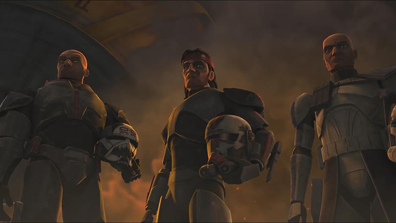 Star Wars The Clone Wars The Bad Batch Serienieuws