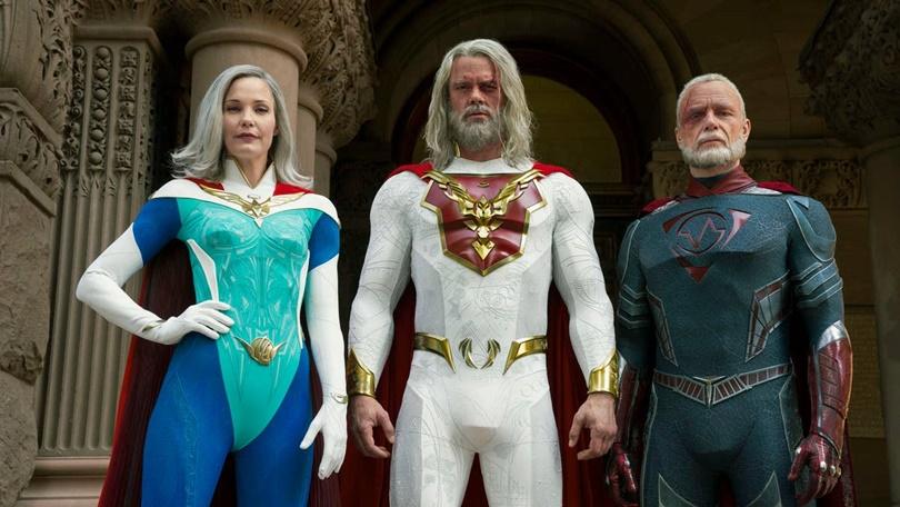 Nieuwe Netflix-superheldenserie: Jupiter's Legacy