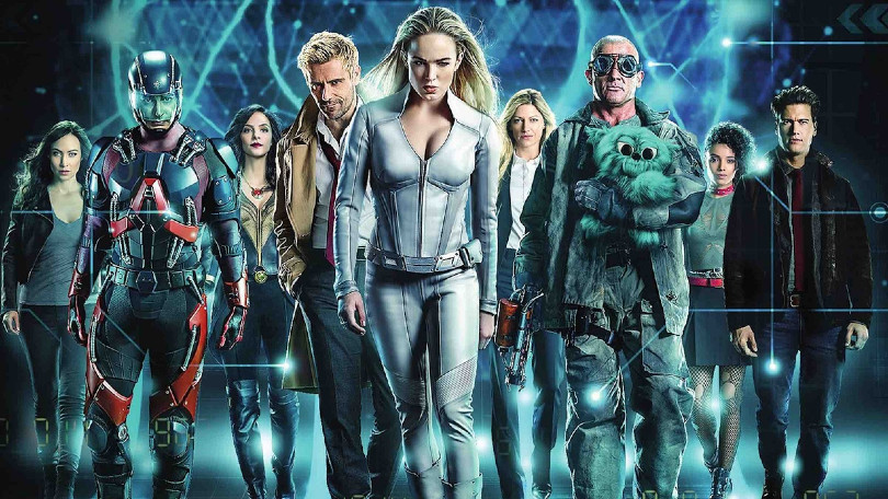 Legends Of Tomorrow komt met nog meer monsters en robots in seizoen 6 (TRAILER)