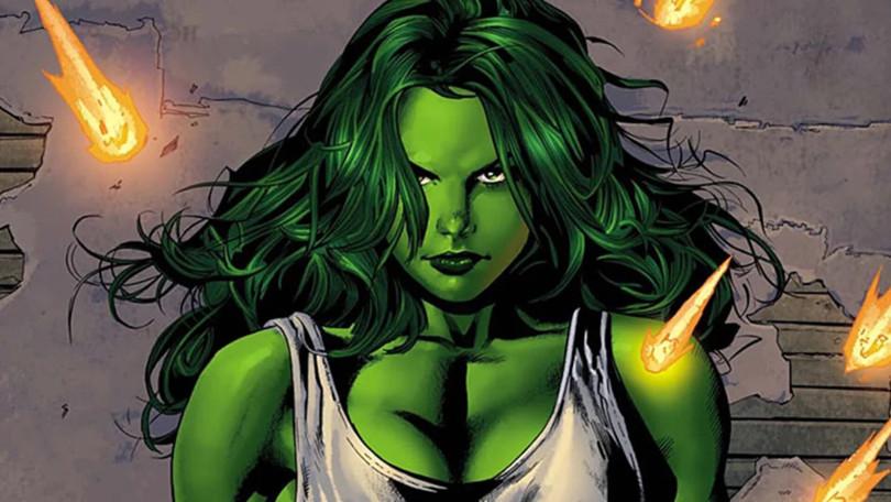 Disney en Marvel werken aan gloednieuwe serie She-Hulk