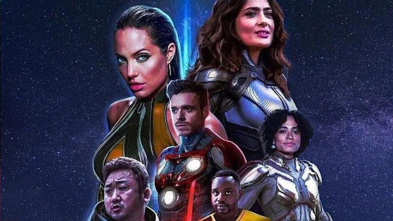 Marvel lost indrukwekkende eerste trailer van nieuwe film Eternals