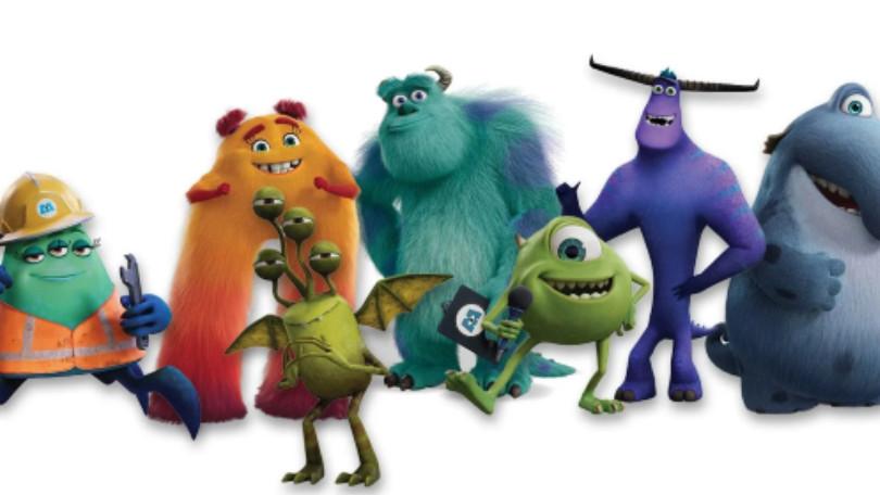 Nieuwe Disney+ reeks Monsters at Work speelt in op het gelach van kinderen