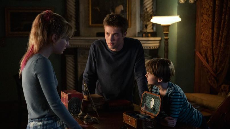 Netflix lost eerste beelden van tweede seizoen Locke & Key