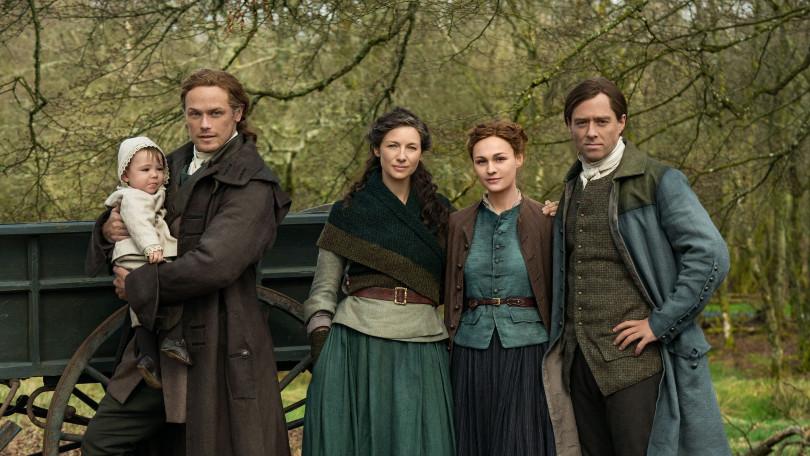 Outlander pakt voor seizoen zes uit met spectaculaire trailer