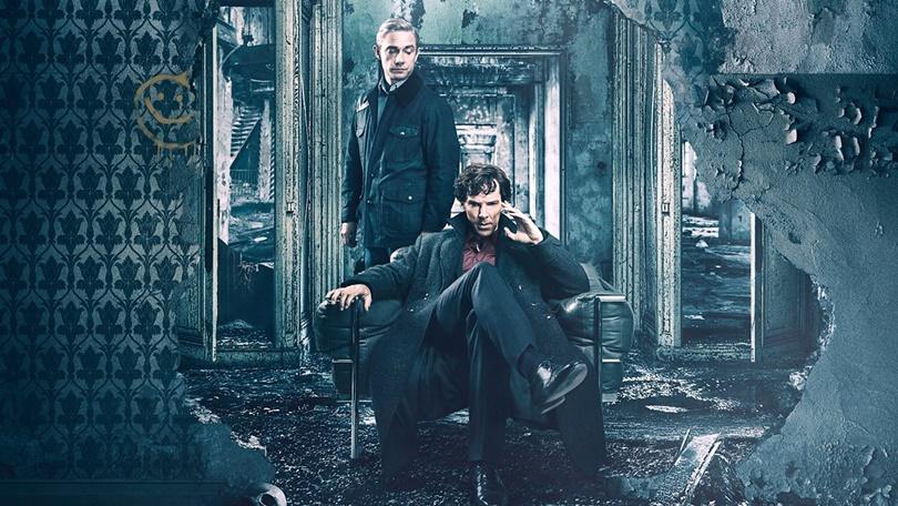 Alarm: kijk vliegensvlug Sherlock op Netflix!