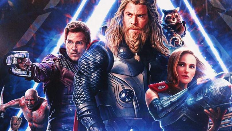 Opnames nieuwe Marvel prent 'Thor: Love and Thunder' zijn afgerond
