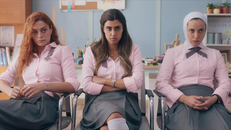 Netflix deelt eerste beelden van nieuwe dramaserie uit het Midden-Oosten