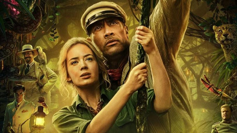 Disney+ toont knappe beelden van première Jungle Cruise