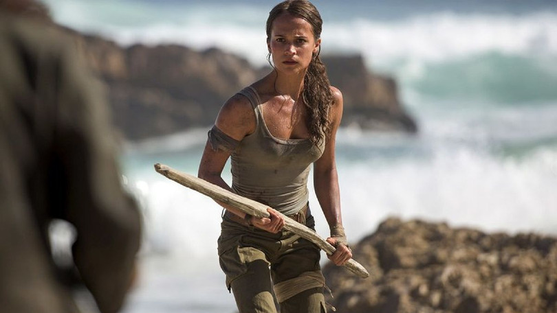 Komt er dan toch geen vervolg op film over Lara Croft?