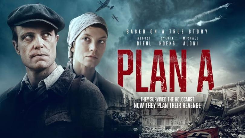 Joodse overlevenden willen wraak nemen na Holocaust in spannende film Plan A (TRAILER)