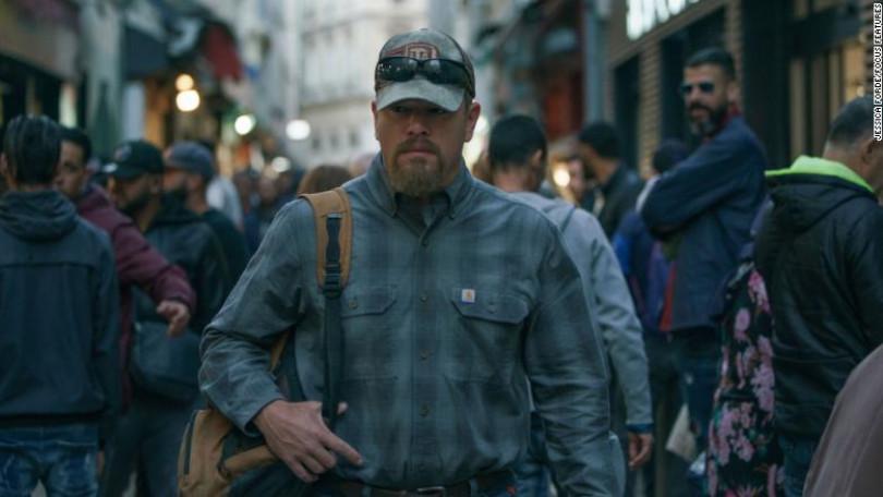 Matt Damon wil dochter uit Franse gevangenis halen in nieuwe thriller Stillwater