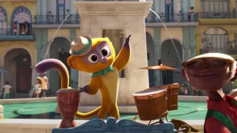 Sony's nieuwe animatiefilm VIVO komt bijna naar Netflix (TRAILER)