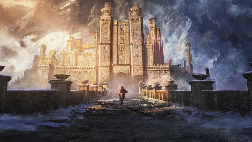 Anime-film rond The Witcher lost eerste sprankelende teaser