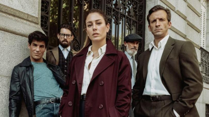 Isabel gaat op zoek naar gerechtigheid tegenover nazi's in Netflix-reeks Jaguar