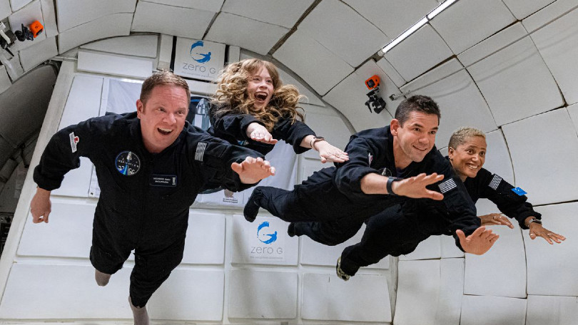 Makers van The Last Dance gaan aan de slag met docu over ruimtemissie