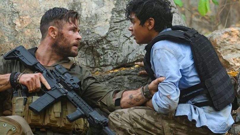 Extraction keert terug op Netflix met nieuwe hoofdrol voor Chris Hemsworth