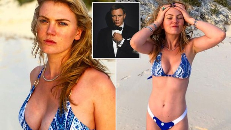 Wordt de ravissante dochter van Daniel Craig de nieuwe Bondgirl?
